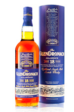 The GlenDronach Allardice 18 Year Old Single Malt Scotch Whisky