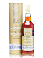 The GlenDronach 21 Year Old Single Malt Scotch Whisky