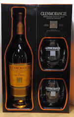 EXCLUSIVE WEB ONLY OFFER PRICE <br><br>Glenmorangie The Original Highland Single Malt Scotch Whisky Gift Tumbler Gift Pack ONLY &pound;35