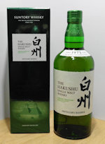 Hakushu Distiller�s Reserve Single Malt Japanese Whisky