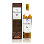 The Macallan 12 Year Old Single Malt Scotch Whisky