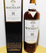 The Macallan 18 Year Old Single Malt Whisky