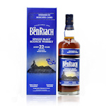 The Benriach 22 Years Old Moscatal Cask Single Malt Scotch Whisky