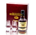 Edradour 10 Years Old Highland Single Malt Scotch Whisky Giftset