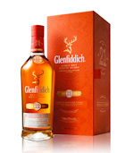 Glenfiddich 21 Year Old Gran Reserva Rum Cask Single Malt Scotch Whisky