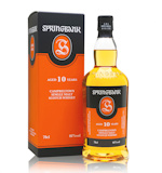 Springbank 10 Year Old Cambeltown Single Malt Whisky