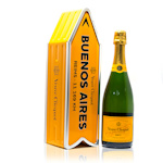 Veuve Clicquot Yellow Label Buenos Aires Arrow Brut Champagne