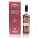Bowmore 1989 Port Cask Matured 23 Year Old Single Malt Whisky