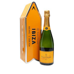 Veuve Clicquot Yellow Label Ibiza Arrow Brut Champagne