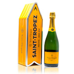 Veuve Clicquot Yellow Label Saint-Tropez Arrow Brut Champagne