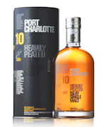 Port Charlotte 10 Year Old Second Limited Edition Islay Single Malt Whisky