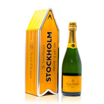 Veuve Clicquot Yellow Label Stockholm Arrow Brut Champagne