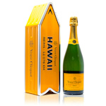 Veuve Clicquot Yellow Label Hawaii Arrow Brut Champagne