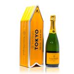 Veuve Clicquot Yellow Label Tokyo Arrow Brut Champagne