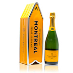 Veuve Clicquot Yellow Label Montreal Arrow Brut Champagne