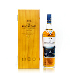 The Macallan 21 Years Old Fine Oak Whisky
