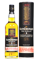 The GlenDronach 8 Years Old �The Hielan� Highland Single Malt Whisky