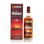 The BenRiach 25 Years Old Authenticus Peated Single Malt Whisky
