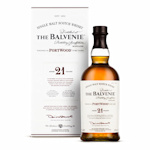 The Balvenie 21 Year Old Port Wood Single Malt Scotch Whisky
