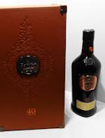 Glenfiddich 40 Years Old Single Malt Scotch Whisky