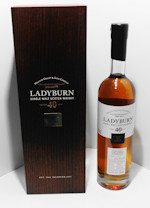 Ladyburn 40 Years Old Private Cask Collection Single Malt Scotch Whisky