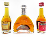Martell VS, VSOP, XO Cognac Discovery Collection