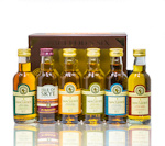 Macleods Six Scotch Whisky Trail Miniature Gift Set