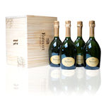 Ruinart Brut Champagne 4 x 75cl Wooden Gift Box