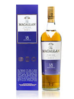 The Macallan 18 Year Old Fine Oak Tripled Matured Highland Single Malt Scotch Whisky