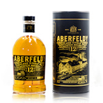 Aberfeldy 12 Year Old Highland Single Malt Whisky