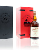 Glenfarclas 40 Year Old Highland Single Malt Scotch Whisky