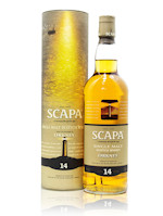Scapa 14 Year Old Single Malt Scotch Whisky