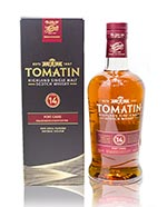 Tomatin 14 Years Old Highland Single Malt Scotch Whisky
