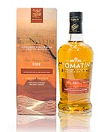 Tomatin Five Virtues Fire Highland Single Malt Scotch Whisky