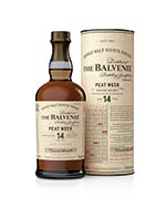 The Balvenie 14 Years Old Peat Week 2002 Vintage Single Malt Scotch Whisky