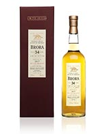 Brora 34 Year Old 2017 Release Single Malt Whisky