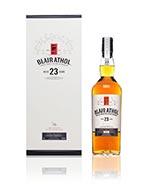 Blair Athol 23 Year Old 2017 Release Single Malt Whisky
