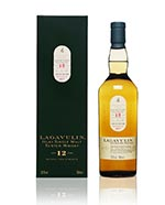 Lagavulin 12 Year Old 2017 Release Single Malt Whisky