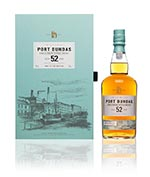 Port Dundas 52 Year Old 2017 Release Single Grain Whisky