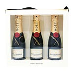 Moet & Chandon Imperial Brut 20cl Triple Pack