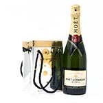 Moet & Chandon Limited Edition Ice Bucket Imperial Brut Champagne