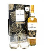 The Macallan Gold Limited Edition Twin Glass Tumbler Giftset