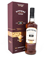 Bowmore 26 Years Old The Vintner�s Trilogy Islay Single Malt Whisky