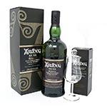 Ardbeg AN OA with Tasting Glass Gift Set Single Malt Scotch Whisky