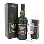 Ardbeg Uigeadail with Tasting Glass Gift Set Islay Single Malt Scotch Whisky
