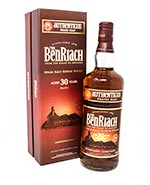 The Benriach 30 Years Old Peated Single Malt Scotch Whisky