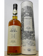Oban Little Bay of Caves Single Malt Scotch Whisky