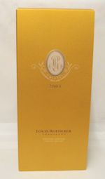Louis Roederer Cristal 2004 Gift Box