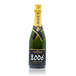 Moet & Chandon Grand Vintage Brut Champagne 2006
