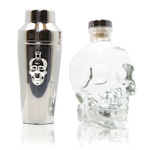 Crystal Head Vodka & Shaker Gift Set